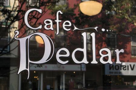 Cafe Pedlar